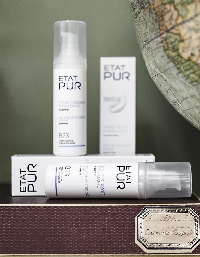 etat pur cildi çevresel unsurlara karşı koruma