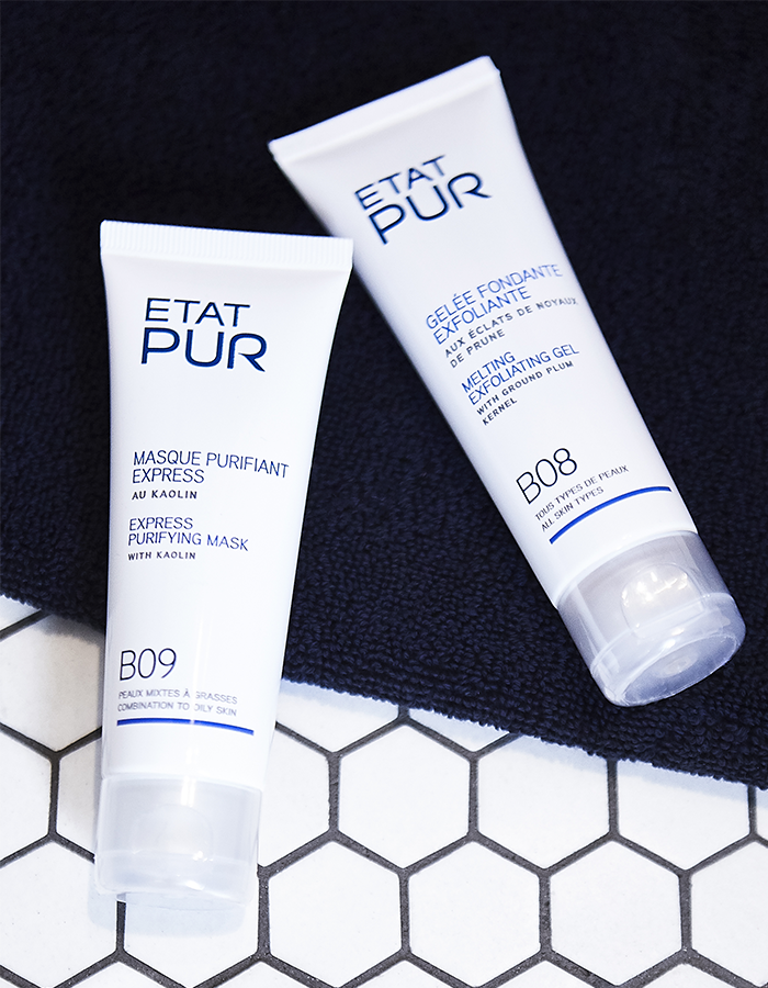 etat pur pure cleansers express purifying mask